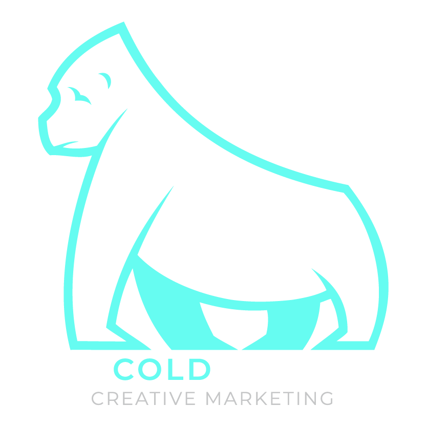 Ice Cold Gorilla Creative Marketing Logo